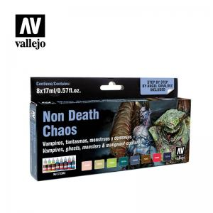 Vallejo Game Color - Non Death Chaos (x8)