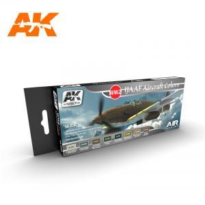 AK Interactive WW2 IJAAF AIRCRAFT COLORS SET
