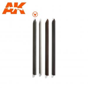 AK Interactive Graphite Lead Detailing Pencil (Hard)