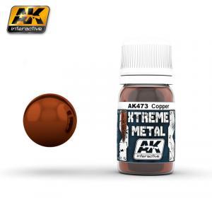 AK Interactive XTERME METAL COPPER