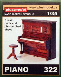Plus Model Piano
