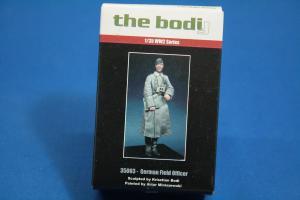 Bodi German field officer