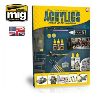 Ammo Mig Jimenez Modelling Guide: How to Paint with Acrylics