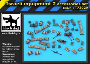 Black Dog Israeli Equipment Set 2