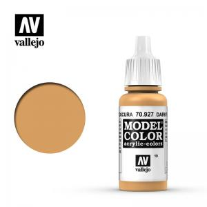 Vallejo Model Color 019 - Dark Flesh