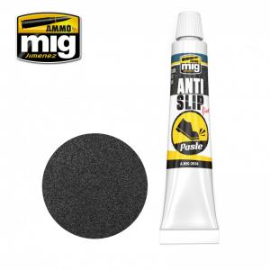 Ammo Mig Jimenez ANTI-SLIP PASTE - BLACK COLOR FOR 1/72 & 1/48