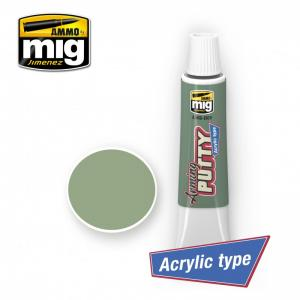 Ammo Mig Jimenez Arming Putty, Acrylic type