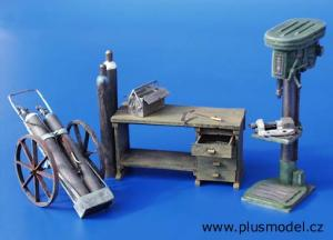 Plus Model Workshop Equipment
