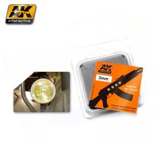 AK Interactive AMBER 3mm