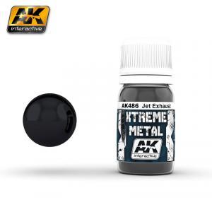 AK Interactive XTREME METAL JET EXHAUST
