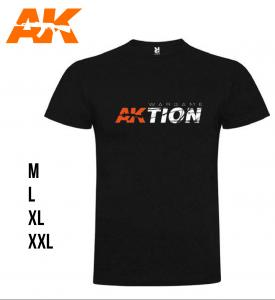 AK Interactive AKTION MAGAZINE MEN T-SHIRT M