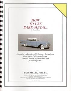 Bare Metal Foil How to use Bare Metal Foil - Booklet