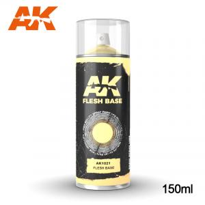 AK Interactive Flesh Base - Spray 150ml