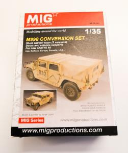 MIG Productions M998 Conversion Set