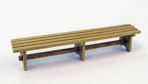 Plus Model Wooden Bench