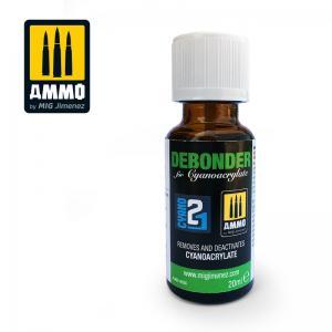 Ammo Mig Jimenez Debonder for Cyanoacrylat