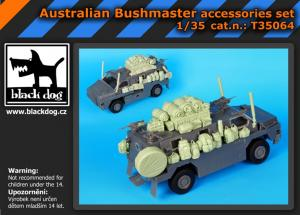 Black Dog Australian Bushmaster - Accessories Set