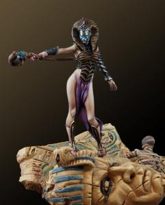 Michael Kontraros Mummy Queen 54 mm