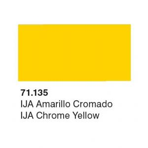 Vallejo Model Air 135 - IJN Chrome Yellow