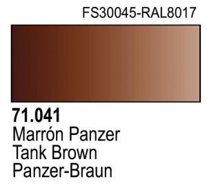 Vallejo Model Air 041 - Tank Brown