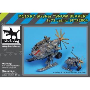 Black Dog M11XR7 Stryker 'Snow Beaver' (sci-fi)