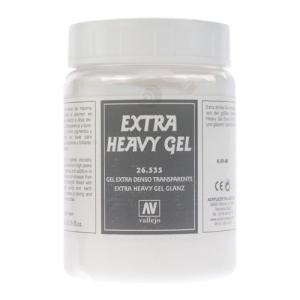 Vallejo Extra Heavy Gel 200ml