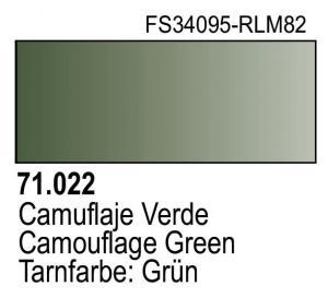 Vallejo Model Air 022 - Light Green RLM82