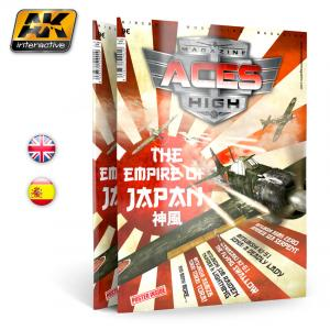 AK Interactive Issue 3. A.H. THE EMPIRE OF JAPAN English