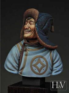 Heroes & Villains Mongol Rider 1241 1/12