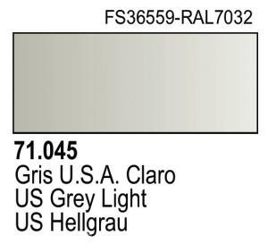 Vallejo Model Air 045 - Cement Grey