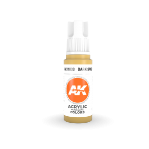 AK Interactive Dark Sand 17ml