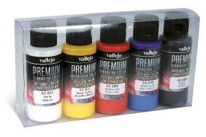 Vallejo OPAQUE COLORS SET 5x60 ml