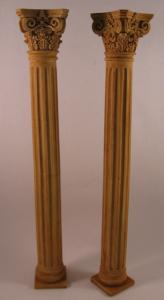Reality in Scale Corinthian Column Set - 2pcs.