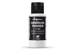 Vallejo Airbrush Thinner, 60 ml