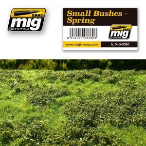 Ammo Mig Jimenez Small Bushes – Spring