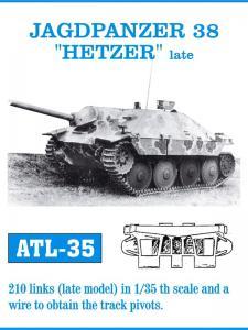"Friulmodel JagdPanzer 38 Hetzer ""Late"" - Track Links"