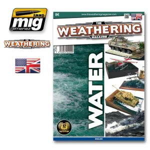 Ammo Mig Jimenez The Weathering Magazine #10, Water.