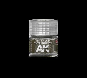 AK Interactive British Dark Olive Green PFI 10ml