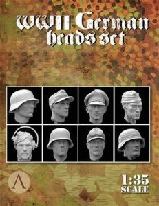 Scale75 WWII GERMAN HEAD SET