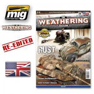 Ammo Mig Jimenez The Weathering Magazine #1, Rust.