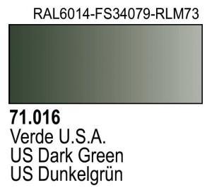 Vallejo Model Air 016 - US Dark Green