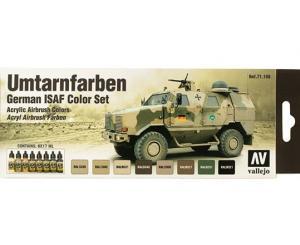 Vallejo Model Air - German ISAF color set