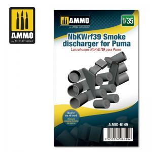 Ammo Mig Jimenez NbKWrf39 Smoke discharger for Puma