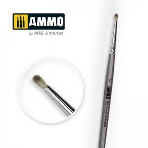 Ammo Mig Jimenez 2 AMMO Drybrush Technical Brush