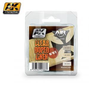 AK Interactive CLEAR DOPED LINEN