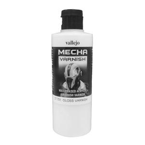 Vallejo Mecha Varnish, Gloss 200ml