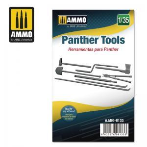 Ammo Mig Jimenez Panther Tools