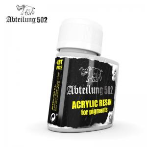 Abteilung 502 Acrylic Resin for Pigments 75 ml