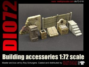 Reality in Scale Building Accessories