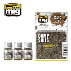 Ammo Mig Jimenez Damp Soils